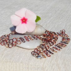 Autumn Fall Linked Necklace
