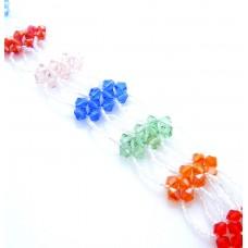 Swarovski Crystal Bicone Bracelet